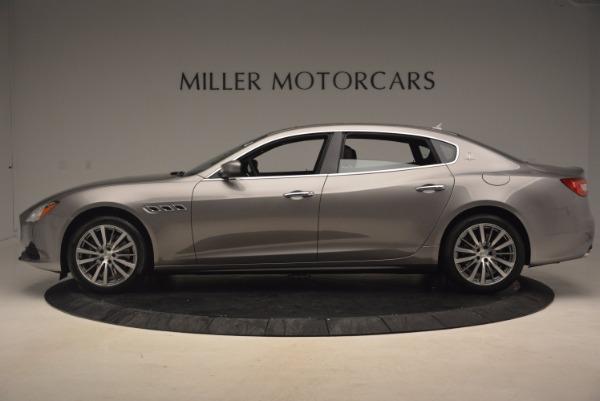 New 2017 Maserati Quattroporte SQ4 for sale Sold at Alfa Romeo of Greenwich in Greenwich CT 06830 3