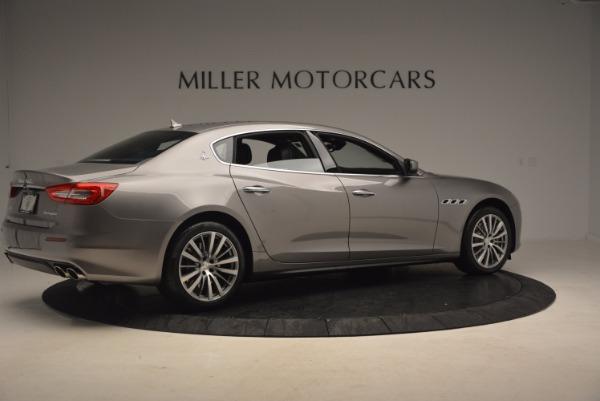 New 2017 Maserati Quattroporte SQ4 for sale Sold at Alfa Romeo of Greenwich in Greenwich CT 06830 8
