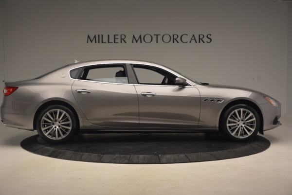 New 2017 Maserati Quattroporte SQ4 for sale Sold at Alfa Romeo of Greenwich in Greenwich CT 06830 9