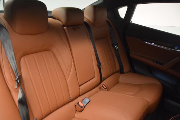 New 2017 Maserati Quattroporte S Q4 for sale Sold at Alfa Romeo of Greenwich in Greenwich CT 06830 23