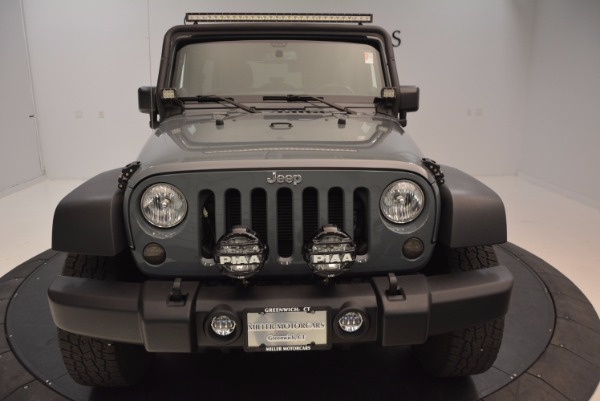 Used 2014 Jeep Wrangler Unlimited Sport for sale Sold at Alfa Romeo of Greenwich in Greenwich CT 06830 28