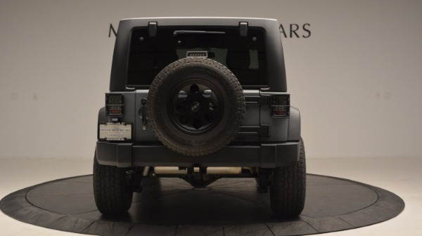 Used 2014 Jeep Wrangler Unlimited Sport for sale Sold at Alfa Romeo of Greenwich in Greenwich CT 06830 7