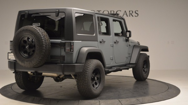 Used 2014 Jeep Wrangler Unlimited Sport for sale Sold at Alfa Romeo of Greenwich in Greenwich CT 06830 8