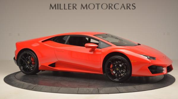 Used 2016 Lamborghini Huracan LP 580-2 for sale Sold at Alfa Romeo of Greenwich in Greenwich CT 06830 10
