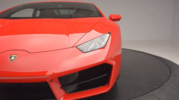 Used 2016 Lamborghini Huracan LP 580-2 for sale Sold at Alfa Romeo of Greenwich in Greenwich CT 06830 15