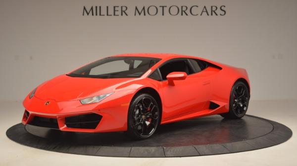 Used 2016 Lamborghini Huracan LP 580-2 for sale Sold at Alfa Romeo of Greenwich in Greenwich CT 06830 2