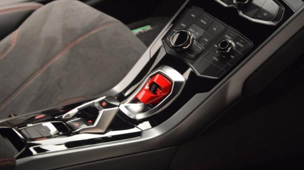 Used 2016 Lamborghini Huracan LP 580-2 for sale Sold at Alfa Romeo of Greenwich in Greenwich CT 06830 26