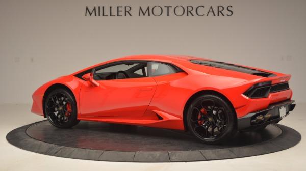 Used 2016 Lamborghini Huracan LP 580-2 for sale Sold at Alfa Romeo of Greenwich in Greenwich CT 06830 4