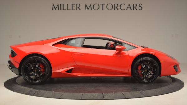 Used 2016 Lamborghini Huracan LP 580-2 for sale Sold at Alfa Romeo of Greenwich in Greenwich CT 06830 9