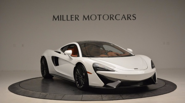Used 2017 McLaren 570GT for sale Sold at Alfa Romeo of Greenwich in Greenwich CT 06830 11