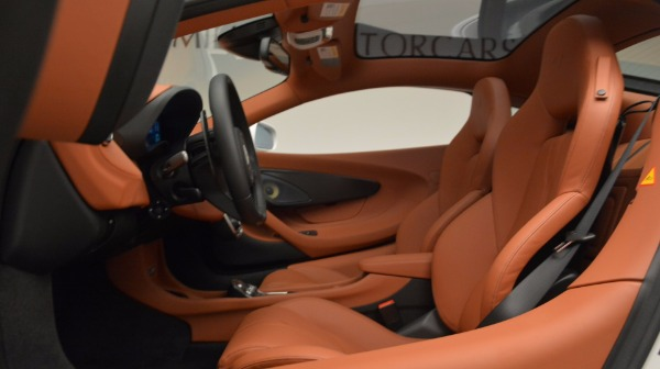 Used 2017 McLaren 570GT for sale Sold at Alfa Romeo of Greenwich in Greenwich CT 06830 17