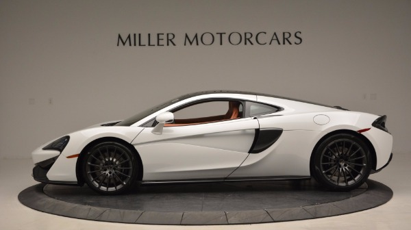 Used 2017 McLaren 570GT for sale Sold at Alfa Romeo of Greenwich in Greenwich CT 06830 3