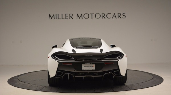 Used 2017 McLaren 570GT for sale Sold at Alfa Romeo of Greenwich in Greenwich CT 06830 6