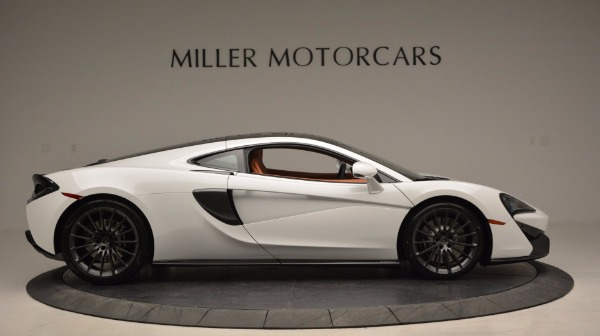 Used 2017 McLaren 570GT for sale Sold at Alfa Romeo of Greenwich in Greenwich CT 06830 9