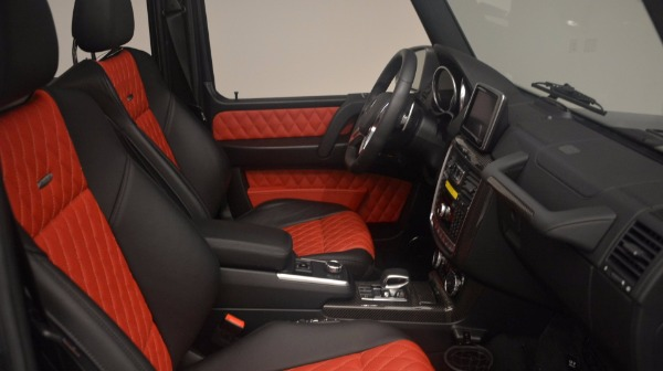 Used 2016 Mercedes Benz G-Class G 63 AMG for sale Sold at Alfa Romeo of Greenwich in Greenwich CT 06830 17