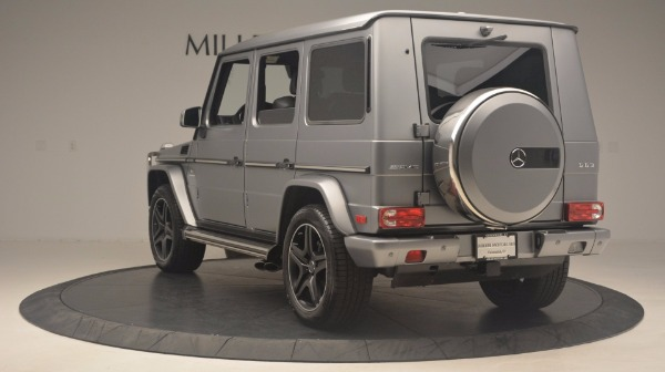 Used 2016 Mercedes Benz G-Class G 63 AMG for sale Sold at Alfa Romeo of Greenwich in Greenwich CT 06830 5