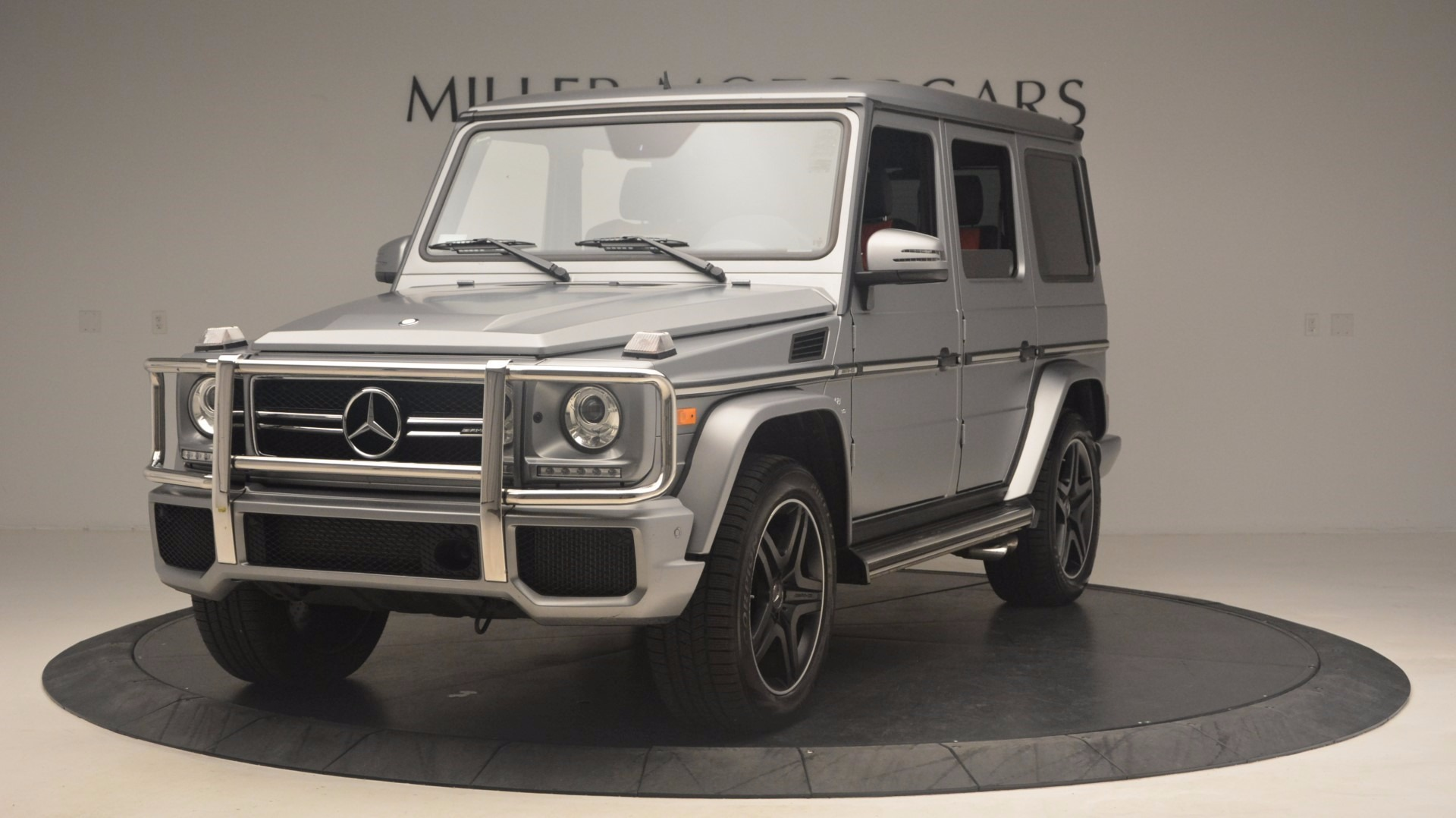 Used 2016 Mercedes Benz G-Class G 63 AMG for sale Sold at Alfa Romeo of Greenwich in Greenwich CT 06830 1