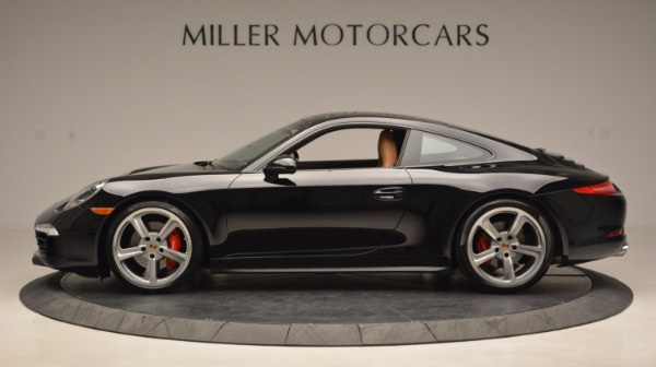 Used 2014 Porsche 911 Carrera 4S for sale Sold at Alfa Romeo of Greenwich in Greenwich CT 06830 3