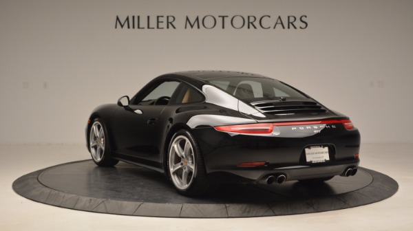 Used 2014 Porsche 911 Carrera 4S for sale Sold at Alfa Romeo of Greenwich in Greenwich CT 06830 5