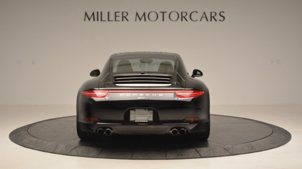 Used 2014 Porsche 911 Carrera 4S for sale Sold at Alfa Romeo of Greenwich in Greenwich CT 06830 6