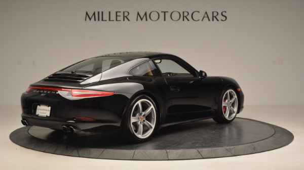Used 2014 Porsche 911 Carrera 4S for sale Sold at Alfa Romeo of Greenwich in Greenwich CT 06830 7