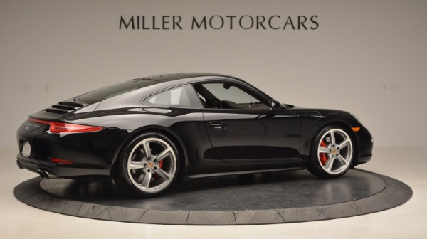 Used 2014 Porsche 911 Carrera 4S for sale Sold at Alfa Romeo of Greenwich in Greenwich CT 06830 8