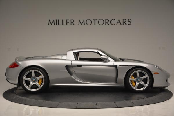 Used 2005 Porsche Carrera GT for sale Sold at Alfa Romeo of Greenwich in Greenwich CT 06830 12