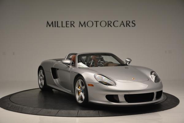 Used 2005 Porsche Carrera GT for sale Sold at Alfa Romeo of Greenwich in Greenwich CT 06830 14