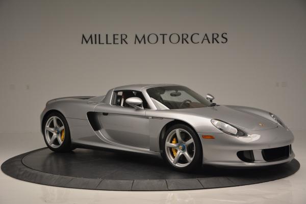 Used 2005 Porsche Carrera GT for sale Sold at Alfa Romeo of Greenwich in Greenwich CT 06830 15