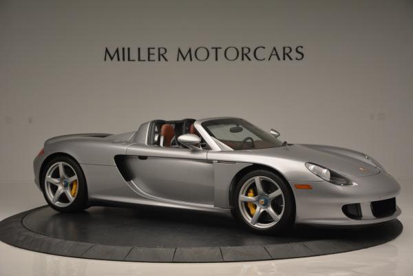 Used 2005 Porsche Carrera GT for sale Sold at Alfa Romeo of Greenwich in Greenwich CT 06830 16