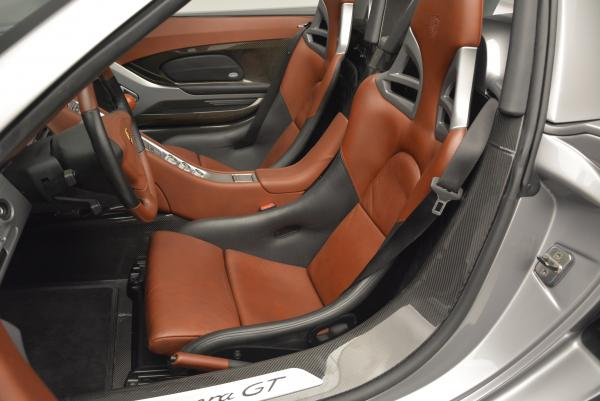 Used 2005 Porsche Carrera GT for sale Sold at Alfa Romeo of Greenwich in Greenwich CT 06830 18