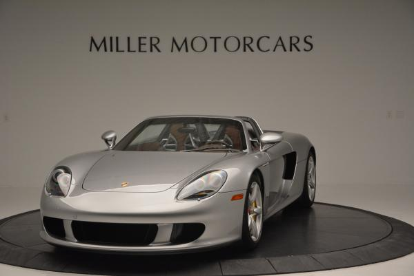 Used 2005 Porsche Carrera GT for sale Sold at Alfa Romeo of Greenwich in Greenwich CT 06830 2