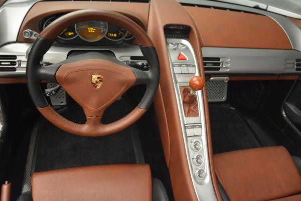 Used 2005 Porsche Carrera GT for sale Sold at Alfa Romeo of Greenwich in Greenwich CT 06830 20