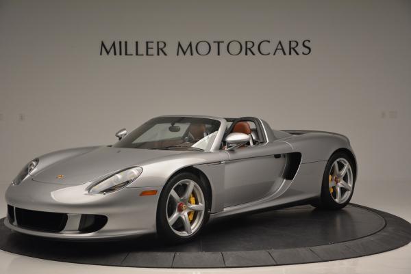 Used 2005 Porsche Carrera GT for sale Sold at Alfa Romeo of Greenwich in Greenwich CT 06830 3