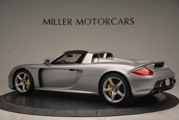 Used 2005 Porsche Carrera GT for sale Sold at Alfa Romeo of Greenwich in Greenwich CT 06830 5