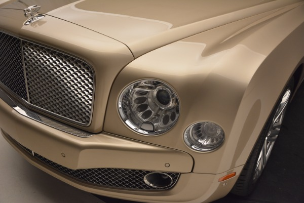 Used 2011 Bentley Mulsanne for sale Sold at Alfa Romeo of Greenwich in Greenwich CT 06830 14