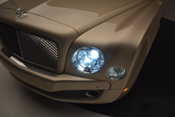 Used 2011 Bentley Mulsanne for sale Sold at Alfa Romeo of Greenwich in Greenwich CT 06830 16