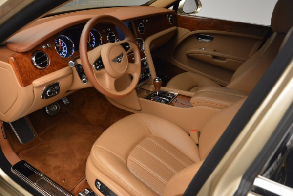 Used 2011 Bentley Mulsanne for sale Sold at Alfa Romeo of Greenwich in Greenwich CT 06830 24