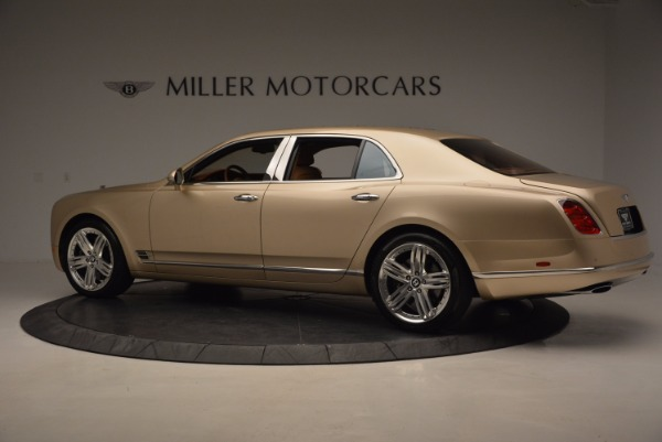 Used 2011 Bentley Mulsanne for sale Sold at Alfa Romeo of Greenwich in Greenwich CT 06830 4