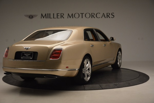 Used 2011 Bentley Mulsanne for sale Sold at Alfa Romeo of Greenwich in Greenwich CT 06830 7