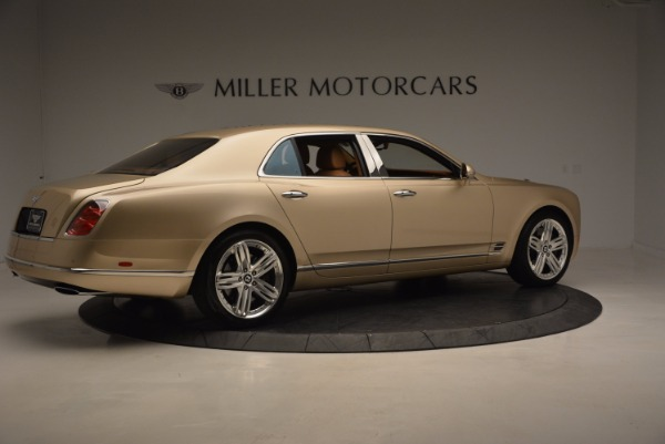 Used 2011 Bentley Mulsanne for sale Sold at Alfa Romeo of Greenwich in Greenwich CT 06830 8