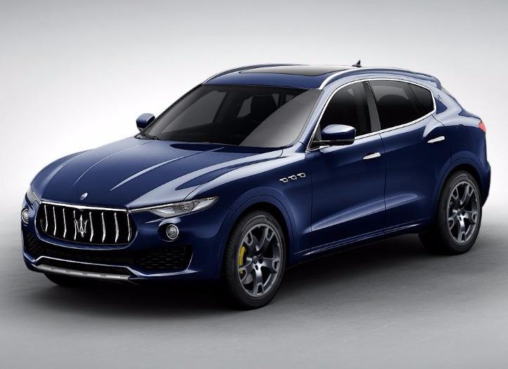 New 2017 Maserati Levante S for sale Sold at Alfa Romeo of Greenwich in Greenwich CT 06830 1