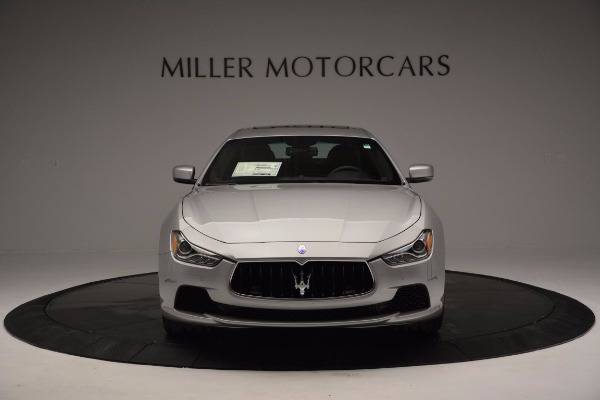 New 2017 Maserati Ghibli S Q4 for sale Sold at Alfa Romeo of Greenwich in Greenwich CT 06830 12