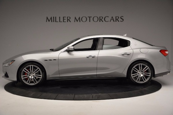 New 2017 Maserati Ghibli S Q4 for sale Sold at Alfa Romeo of Greenwich in Greenwich CT 06830 3