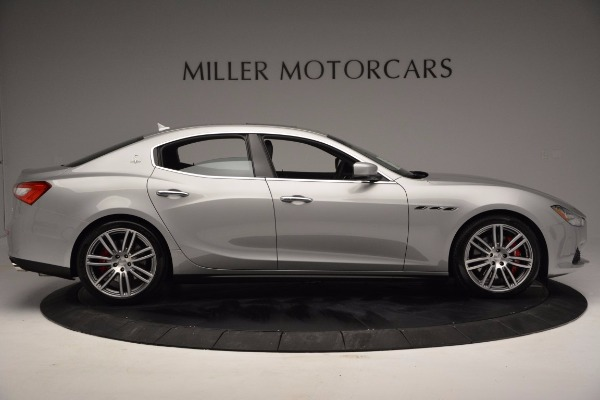 New 2017 Maserati Ghibli S Q4 for sale Sold at Alfa Romeo of Greenwich in Greenwich CT 06830 9