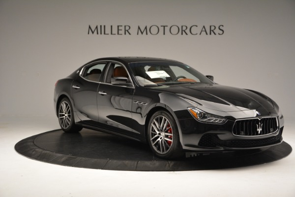 New 2017 Maserati Ghibli SQ4 S Q4 for sale Sold at Alfa Romeo of Greenwich in Greenwich CT 06830 11
