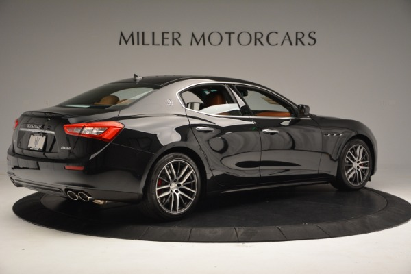 New 2017 Maserati Ghibli SQ4 S Q4 for sale Sold at Alfa Romeo of Greenwich in Greenwich CT 06830 8