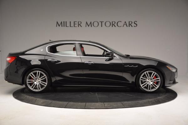 New 2017 Maserati Ghibli SQ4 for sale Sold at Alfa Romeo of Greenwich in Greenwich CT 06830 10