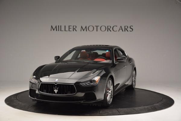 New 2017 Maserati Ghibli SQ4 for sale Sold at Alfa Romeo of Greenwich in Greenwich CT 06830 14