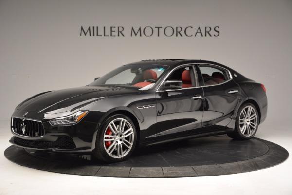 New 2017 Maserati Ghibli SQ4 for sale Sold at Alfa Romeo of Greenwich in Greenwich CT 06830 17